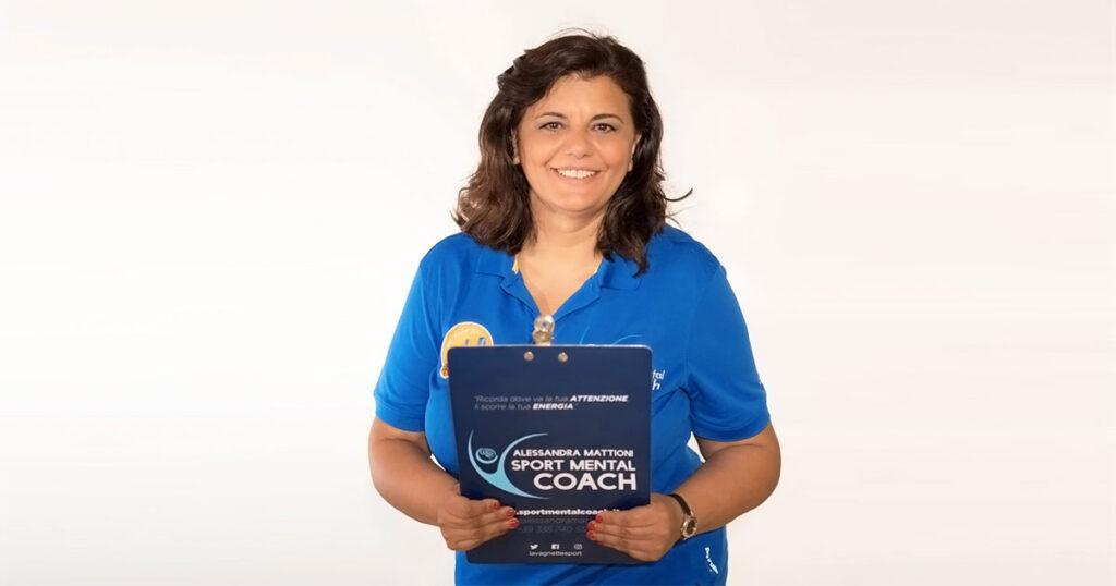 Alessandra Mattioni Mental Coach Sportiva