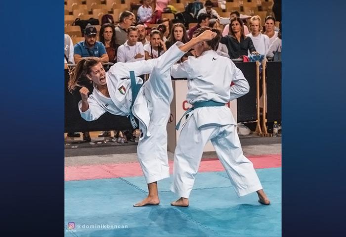 Michela Rizzo Karate