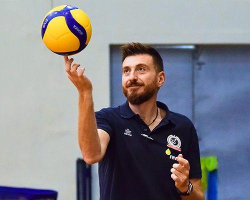Pasqualino Giangrossi Volleyball Coach