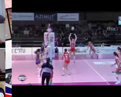 Volley Hermea Olbia,