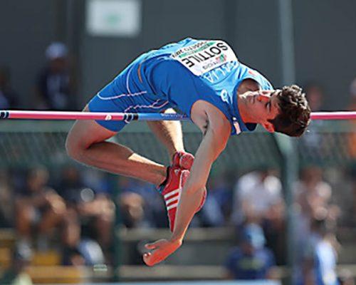 Stefano Sottile salto in alto